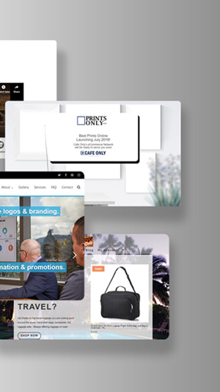 web design layouts fourth
